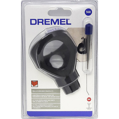 Dremel 568 Wall & Floor Grout Removal Kit