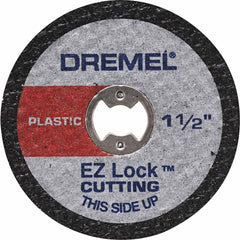 Dremel 476 SpeedClic Plastic Cutting Wheels 5-Pack