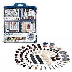 Dremel 724 MULTIPURPOSE ACCESSORY SET - 150'S (724)