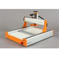 STEPCRAFT 420 Version 2 CNC Assembled Set