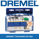 DREMEL NEW 3000-1/25EZ Polishing Bundle