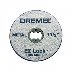 Dremel 456 EZ SpeedClic: Metal Cutting Wheels 5-Pack
