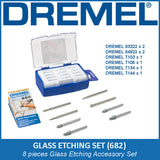 Dremel Glass Etching Set (682)