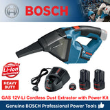 Bosch GAS 12V Vacuum Cleaner Power Kit