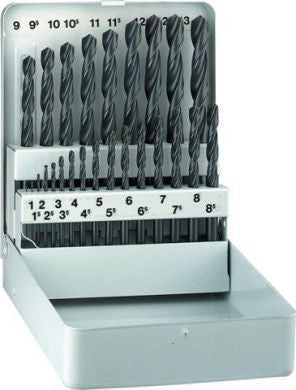25pcs Drill Set 1.0-13.0mm
