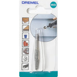 Dremel 9931 Structured Tooth Tungsten Carbide Cutter Speer Shaped 6.4mm