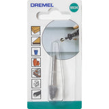 Dremel 9934 Structured Tooth Tungsten Carbide Cutter Coned 7.8mm