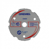 Dremel DSM20 Multipurpose Carbide Cutting Wheel ( DSM500 )