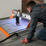 STEPCRAFT M. 1000 CNC Router Ready to Run