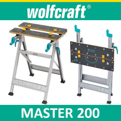 Wolfcraft MASTER 200 - clamping and working table
