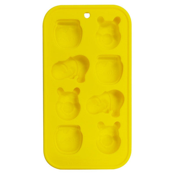 Disney Mickey Mouse Winnie the Pooh Silicon Ice Cube Baking Molding Tray