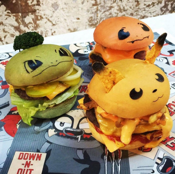Pokémon Go Inspired Food & Desserts #TooCuteToEat