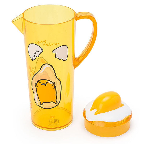 Japan Gudetama Large Cold Water Pot Kettle (1.1L)