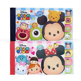 Disney TSUM TSUM Colorful Memo Pad Notes (100 Sheets)