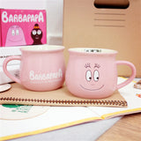 Licensed Barbapapa Cute Ceramic Mug Cup 350ml