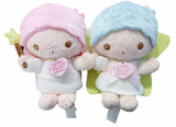 Little Twins Stars Kiki & Lala 2pcs Pairs of Soft Toys from Japan