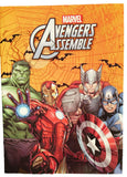 Marvel Avengers Assemble Heroes 16K Notebook (24 pages)