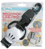 Disney Mickey Mouse Hand Vehicle Car Seat Hanger Headrest Bag Holder