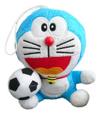 Doraemon Sports 15cm Soft Toy Plush Doll for Boys