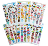 Disney Tsum Tsum Collection Cute Bookmark Stickers (32pcs)