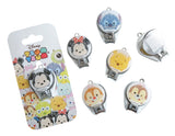 Disney Tsum Tsum Mickey Winnie Stitch Chip'n'Dale Portable Mini Nail Clippers