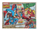 Marvel Comics Super Hero Paper Puzzle Kids Play 520pcs