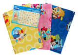 Disney Mickey Minnie Winnie Waterproof Leisure Sheet Picnic Mat (90x60 cm)