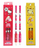 Sanrio Hello Kitty Pompompurin Pencil+Eraser Kids Stationery Gift Set