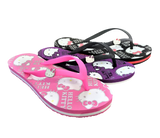 Sanrio Hello Kitty Women's Flip Flops Beach Sandals (910771)