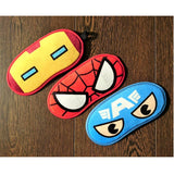 Marvel Avengers Heroes Cute Minimal Sleeping Masks