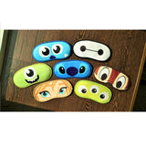 Disney Characters Cute Minimal Eye Mask Sleeping Masks