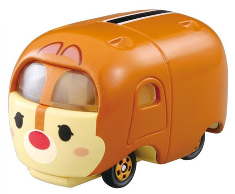 Tomica Disney Motors Tsum Tsum Chip'n'Dale Chip Mini Car