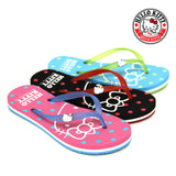 Sanrio Hello Kitty Women's Flip Flops Beach Sandals (915008)