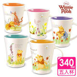 Disney Winne The Pooh Piglet Tigger Eeyore Mugs Cups Gift Set