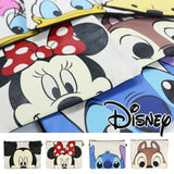 Disney Licensed Leather Canvas Small Handbags w/ Shoulder Strap