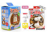 Japan Snoopy Thomas Train Rice Decoration Mold Bento Accessories Cutters