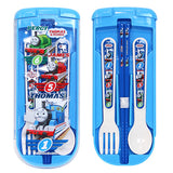 Thomas & Friends Kids Cutlery Utensils Set Spoon & Fork (Made in Japan)