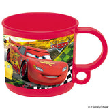 Japan Disney Cars Kids Plastic Cup Bathroom Toothbrush Cup