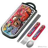 Disney Cars Personal Kids Cutlery Set (Made in Japan)