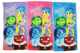 Disney Movies Inside Out 100% Cotton Hand Face Towel (27x54 cm)