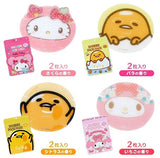 Japan Sanrio NARIKIRI Face Pack Hello Kitty Melody Gudetama Face Mask