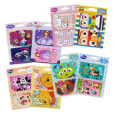 Disney Pixar Cute Cartoon Characters Ezlink Card Stickers