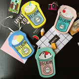 Cute Colorful Ice Cream Silicone Coin Purse Small Pouch for Her