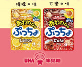 Japan UHA 味覚糖 Fizzy Cola Lemon Candy w Portable Package (24g)