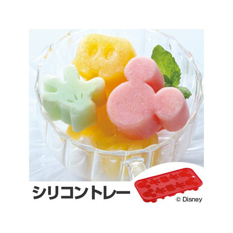 Disney Mickey Mouse Winnie the Pooh Silicon Ice Cube Sherbet Chocolate Molding Tray