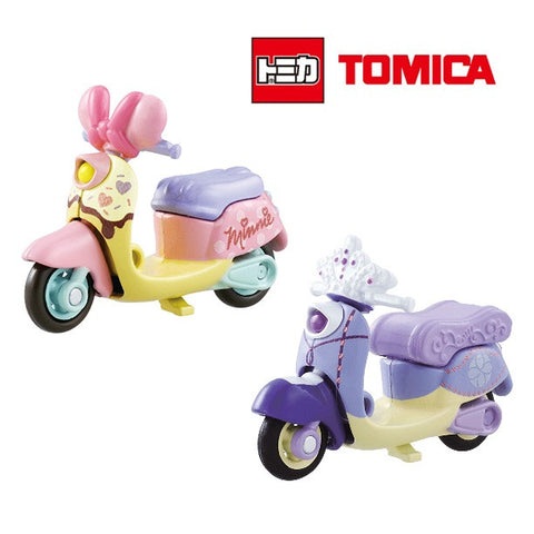 Tomica Disney Motors DM-12 Princess Sofia & Minnie Mouse Sweet Love