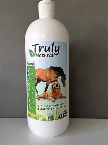 Wholesale Truly Natural dog and horse shampoo 1 litre - Truly Natural ointment