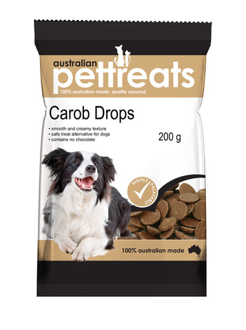 Australian Pet Treats Carob Drops 200g - Truly Natural ointment