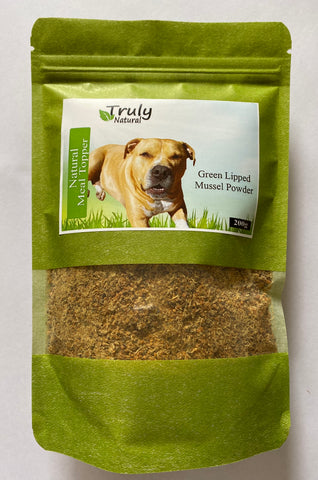 Loyalty Pet Treats 200g Green Lipped Mussel Powder