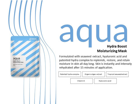 Timeless Truth AQUA Hydra Soothing Moisturising Mask